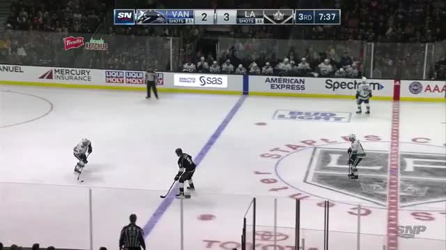 Watch and share Vancouver Canucks GIFs and Hockey GIFs by Beep Boop on Gfycat