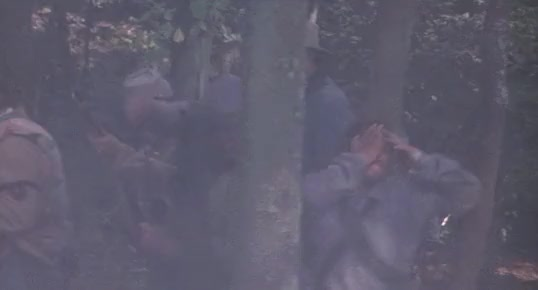 Watch Confederate Officer Moving Down The Line GIF by @nurdbot on Gfycat. Discover more related GIFs on Gfycat