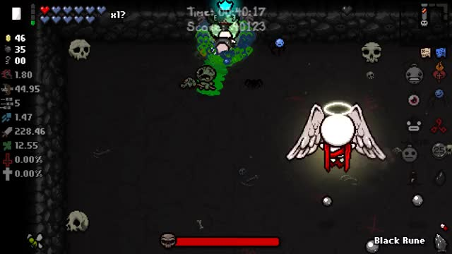 Watch and share The Binding Of Isaac Rebirth 08.10.2018 - 06.19.15.07 GIFs on Gfycat