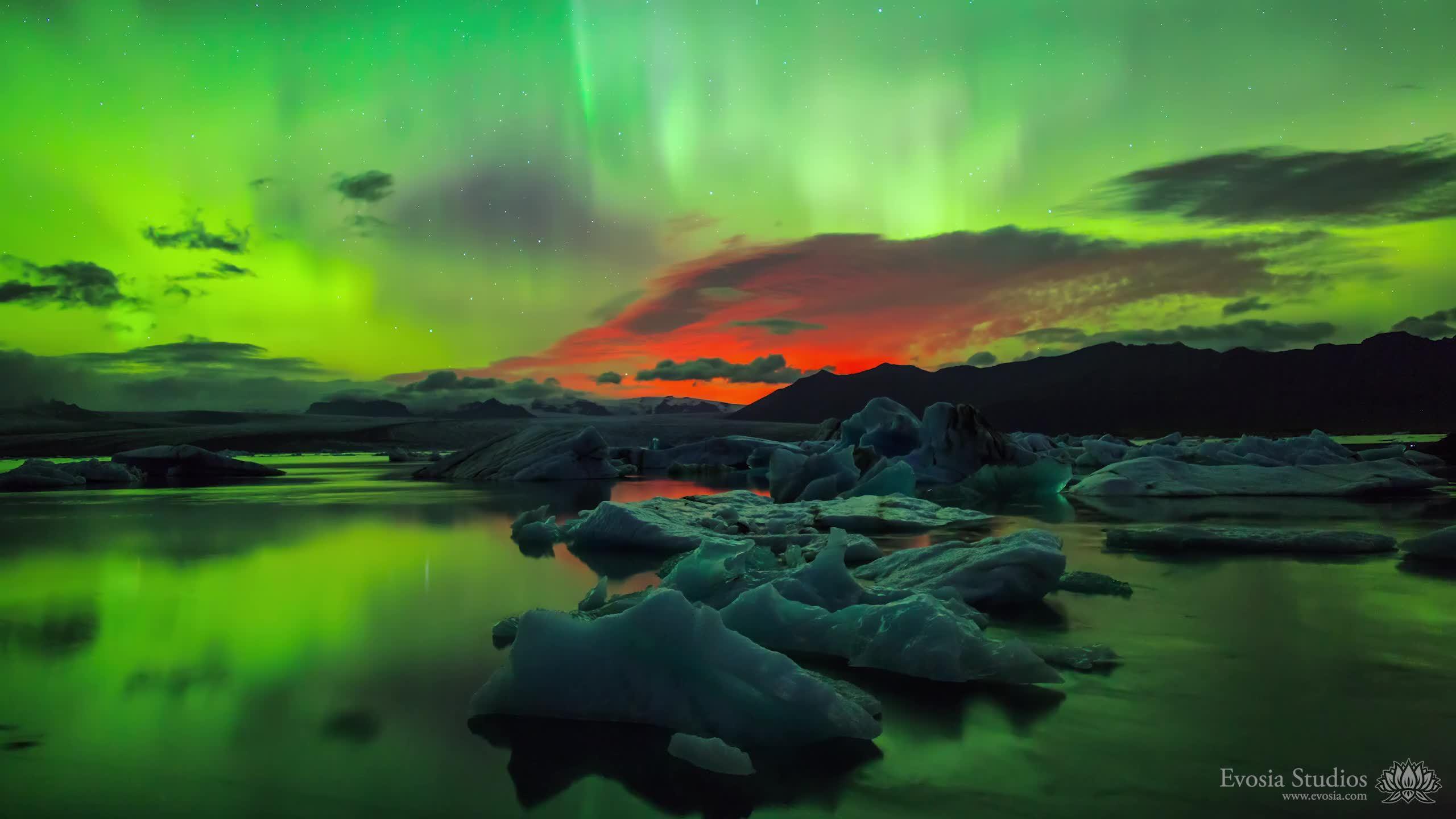 NatureGifs, earthgifs, Iceland in 8k (reddit) GIFs