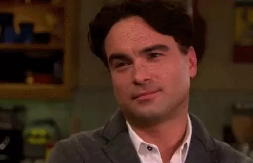 Watch and share Johnny Galecki GIFs on Gfycat