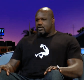call me, flirt, kiss, kisses, shaquille oneal, the late late show, wink, Shaquille O'Neal Flirting GIFs
