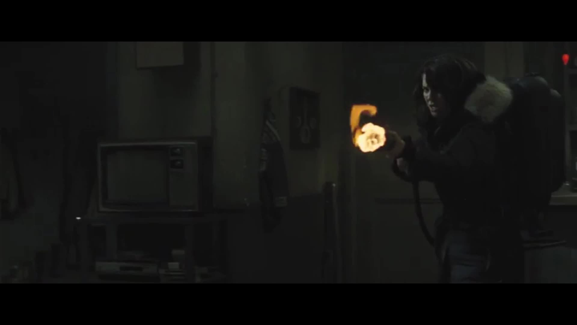 MaryElizabethWinstead, maryelizabethwinstead, Mary with a flamethrower, lighting up the place (reddit) GIFs