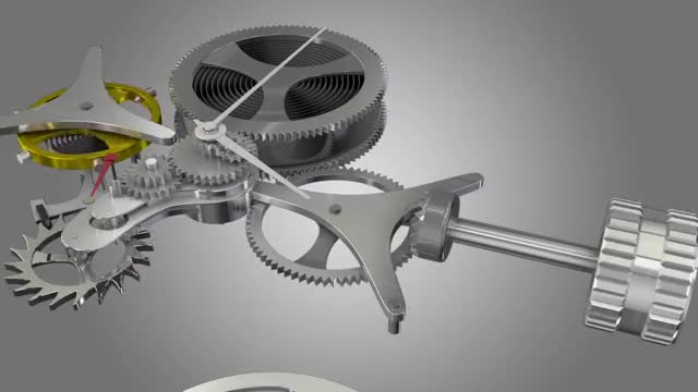 Watch Mechanical Watch Animation GIF on Gfycat. Discover more 3ds max, Animation, Emanuel Ion, Gaming, Mechanical Watch, Watch (Industry) GIFs on Gfycat