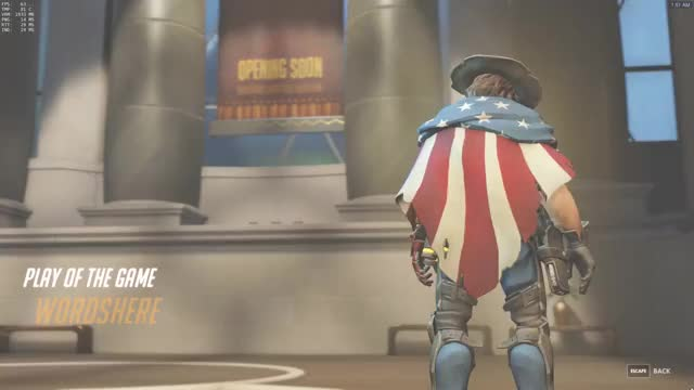 Watch and share Overwatch GIFs and Potg GIFs by WordsHere on Gfycat