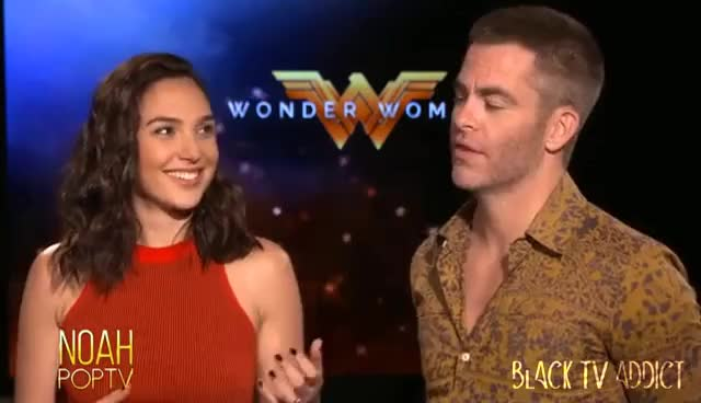 Watch GAL GADOT'S LIP BITE GIF on Gfycat. Discover more Chris Pine, Gal Gadot GIFs on Gfycat
