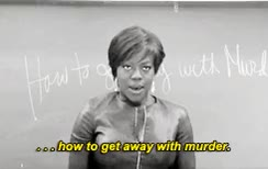 """Watch analisekeating: """" First Look @ Viola Davis as Professor Annalise Keating """" GIF on Gfycat. Discover more related GIFs on Gfycat"""