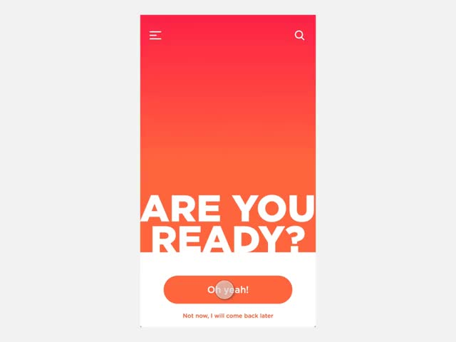 Watch and share Are You Ready? GIFs on Gfycat