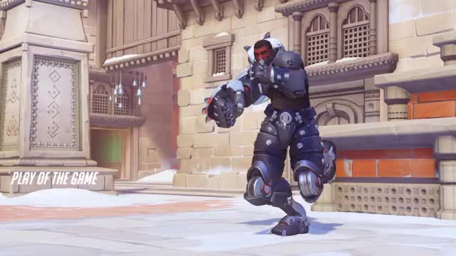Watch and share Overwatch GIFs and Doomfist GIFs by ciaran on Gfycat