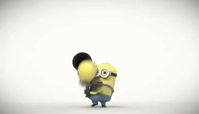 Watch Minions shoot GIF on Gfycat. Discover more dipictable me, minions, movies GIFs on Gfycat