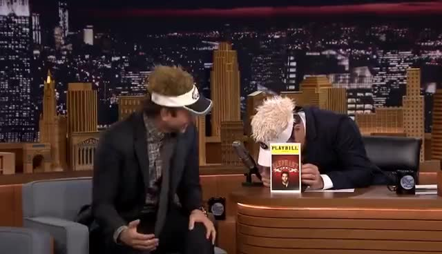 bradley cooper, fallon tonight, the tonight show, Bradley Cooper and Jimmy Can't Stop Laughing (Uncut Version) GIFs