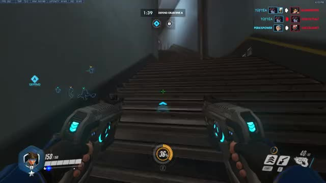 Watch and share Overwatch GIFs and Potg GIFs by Birddawg420 on Gfycat