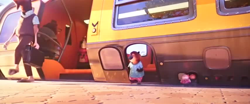 Zootopia- Foxes Are The Worst GIFs