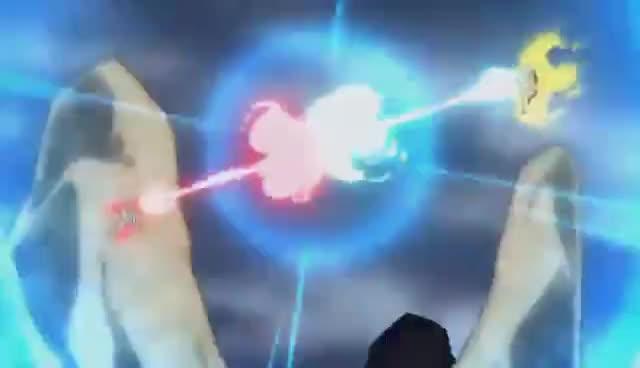 Ultimatetenkaichi, Battles GIFs