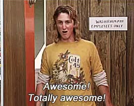 Watch this trending GIF on Gfycat. Discover more Jeff Spicoli, Sean Penn, fast times, fast times at ridgemont high, judge reinhold, spicoli GIFs on Gfycat