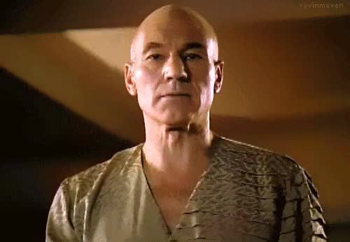 Watch and share Patrick Stewart GIFs and Summer Rewatch GIFs on Gfycat