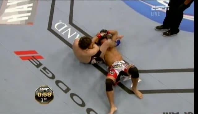 mmagifs, Jimy Hettes vs. Nam Phan - UFC 141 (end of R1) (reddit) GIFs