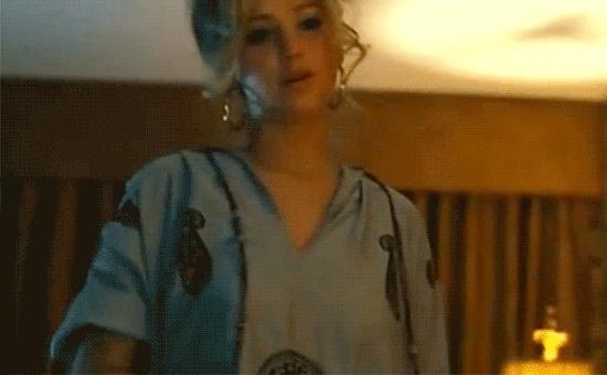 JenniferLawrence, jenniferlawrence, My favorite part of American Hustle [OC] [GIF] (reddit) GIFs