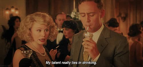 Watch Zelda drinking GIF on Gfycat. Discover more tom hiddleston GIFs on Gfycat