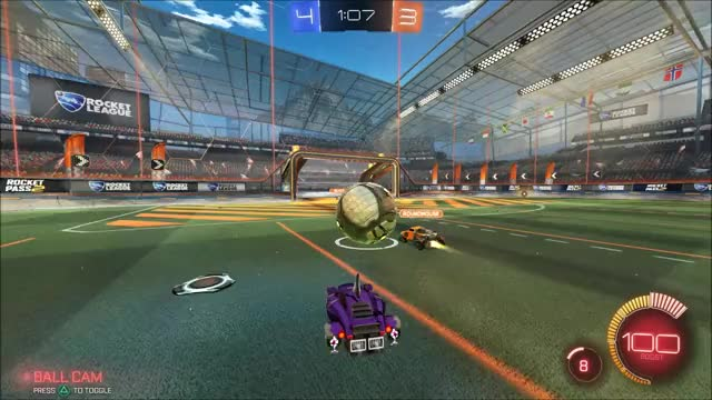 Watch and share Rocket League GIFs and Unfair GIFs by islandwalk25 on Gfycat