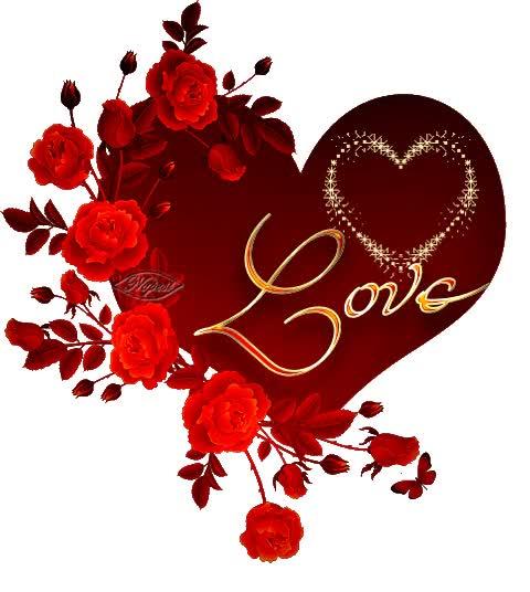 Watch and share Imagen De Amor De Rosas Con Movimiento GIFs on Gfycat