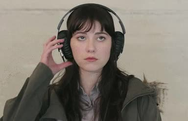 Watch and share Mary Elizabeth Winstead GIFs and Headphones GIFs on Gfycat