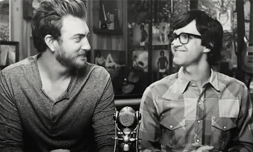 Watch and share Rhett Stare GIFs and So Lovingly GIFs on Gfycat