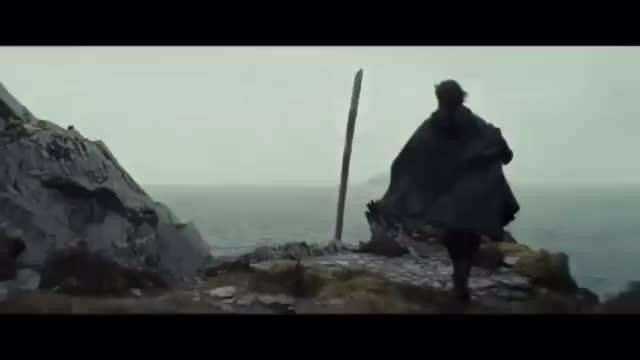 Watch and share Luke Skywalker Fishing Scene - The Last Jedi (1080p) GIFs on Gfycat