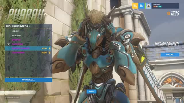Watch and share Overwatch GIFs and Pharah GIFs by lupus11 on Gfycat
