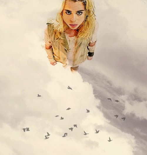 Watch and share Billie Piper Rose Tyler Gif GIFs on Gfycat