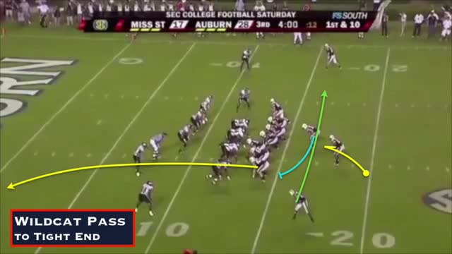 Watch and share Wildcat Tight End Pass GIFs by warroomeagle on Gfycat