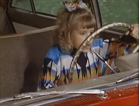 drive, driving, full house, stephanie, Driving GIFs