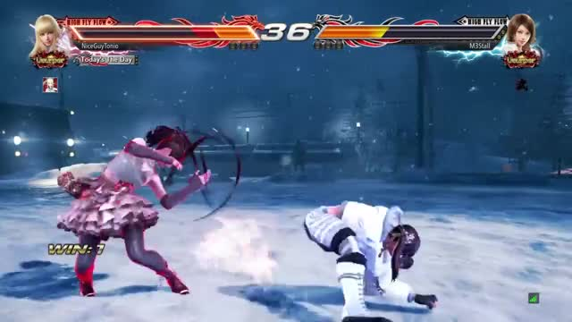 Watch and share Tekken 7 GIFs and Lili GIFs on Gfycat