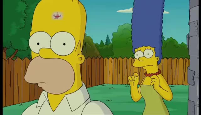Watch Mose Mai Monkey - The Simpsons Movie (Homer's train of thought) GIF on Gfycat. Discover more related GIFs on Gfycat