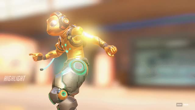 Watch and share Highlight GIFs and Overwatch GIFs by harold66 on Gfycat
