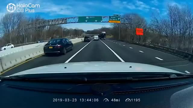 Watch and share Car Gets Smashed While Going Under A Bridge. GIFs by timmy6169 on Gfycat