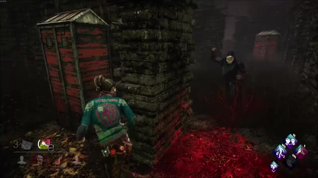 Watch and share Dead By Daylight GIFs and Legion GIFs by Blake on Gfycat