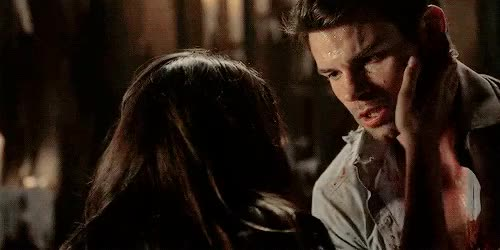 Watch legendary GIF on Gfycat. Discover more daniel gillies, elijah mikaelson, elijah x hayley, hayley marshall, haylijah, phoebe tonkin, the originals GIFs on Gfycat
