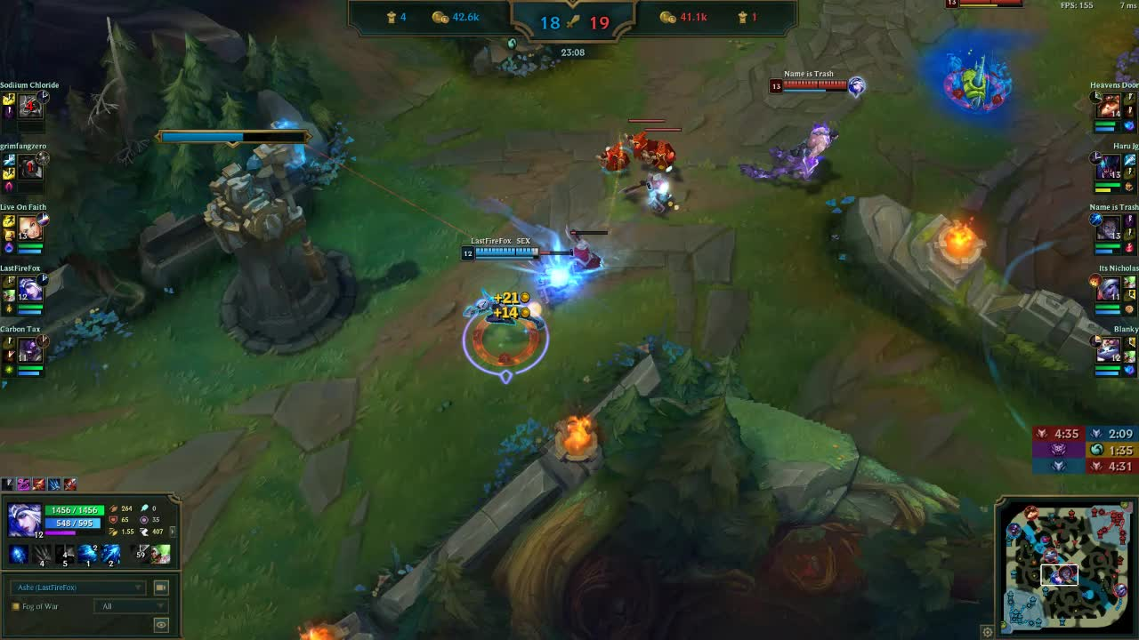 1v2, arrow, ashe, booty, bow, highlight, lastfirefox, leagueoflegends, lol, lux, outplay, project, sylas, thicc, Should know that GIFs
