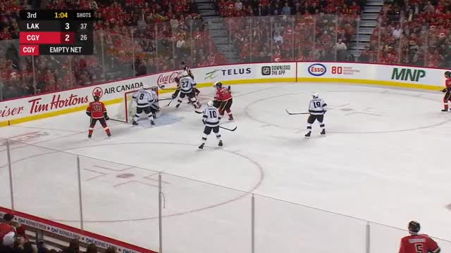 Watch and share Calgary Flames GIFs and Hockey GIFs by Beep Boop on Gfycat