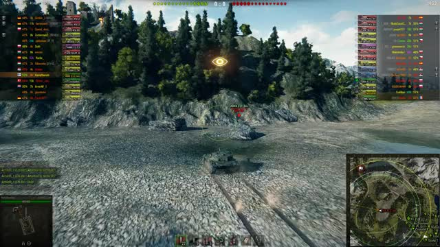 Watch and share World Of Tanks GIFs and Amx GIFs by kampfhamstr on Gfycat