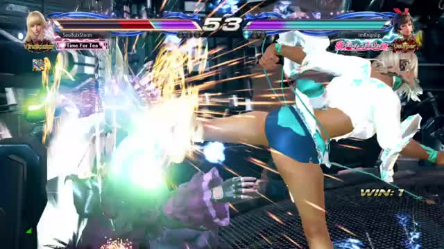 Watch and share Tekken GIFs by knipslip on Gfycat