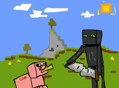 Watch and share Enderman GIFs and Remove GIFs on Gfycat