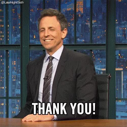 Watch and share Seth Meyers GIFs by Streamlabs on Gfycat