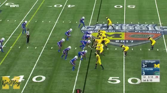 Watch and share Wilton Speight GIFs and Tarik Black GIFs by MGoBlog on Gfycat