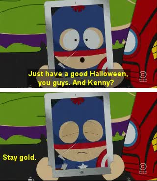 Watch and share Kenny Mccormick GIFs and South Park GIFs on Gfycat