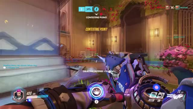 15 seconds of Overwatch GIF by (@dpyro) | Find, Make & Share