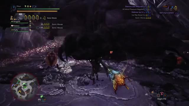 Watch [MHW] No, Behemoth don't leave GIF by @phunishere on Gfycat. Discover more Gaming, Hunter, Monster, Phun, World, yt:cc=on GIFs on Gfycat