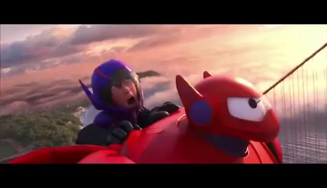 Watch and share Big Hero 6 GIFs on Gfycat