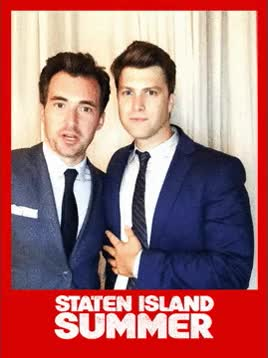 Watch Staten Island Summer GIF on Gfycat. Discover more colin jost GIFs on Gfycat